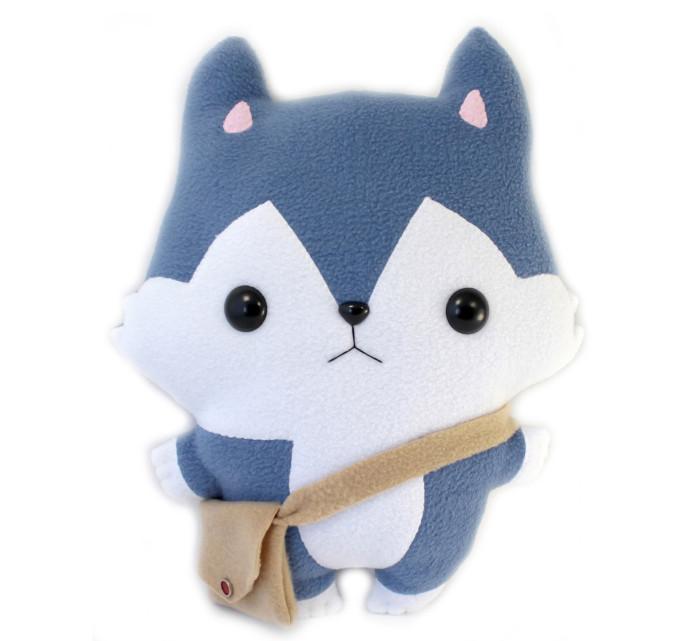 Hachi Husky Wolf Plushie