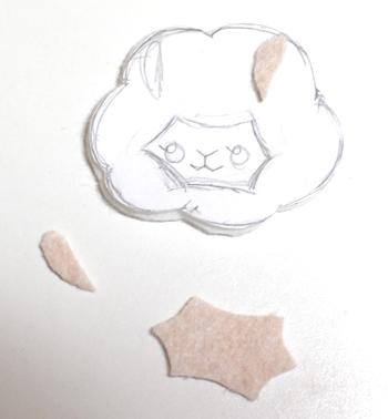 Alpaca Plushie Tutorial 1