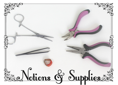 notions and supplies