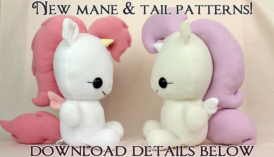 New pony update pattern by teacuplion