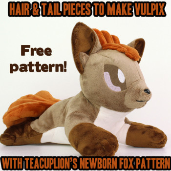 Vulpix by teacuplion