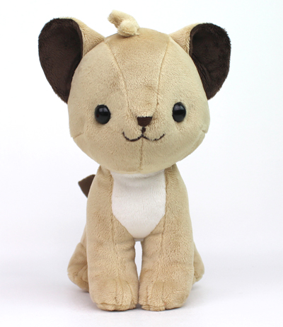 Lion Cub plushie sewing pattern