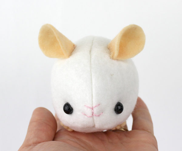 Tiny Mouse plush