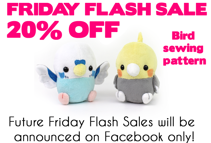 Weekly Friday Flash sale