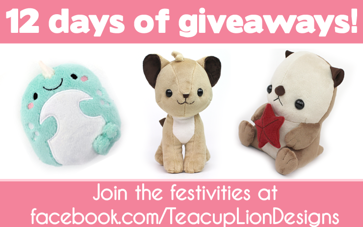 12 days of Christmas giveaway :3