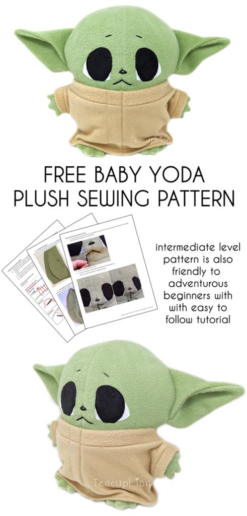 free-plush-pattern