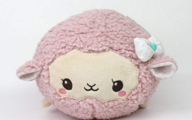 Pink sheep roll