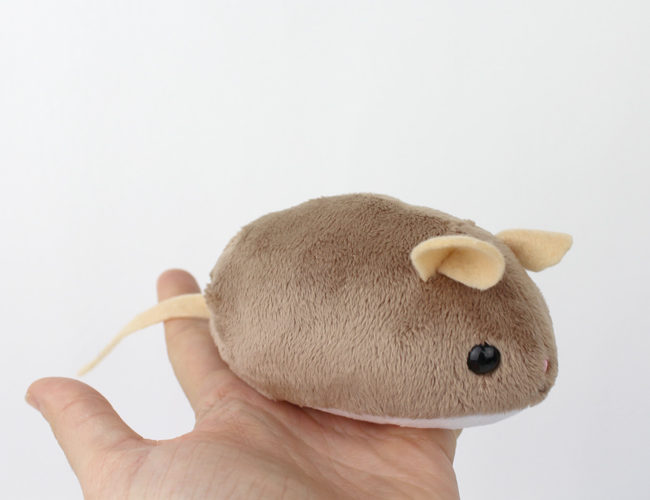 Tiny Rat plush