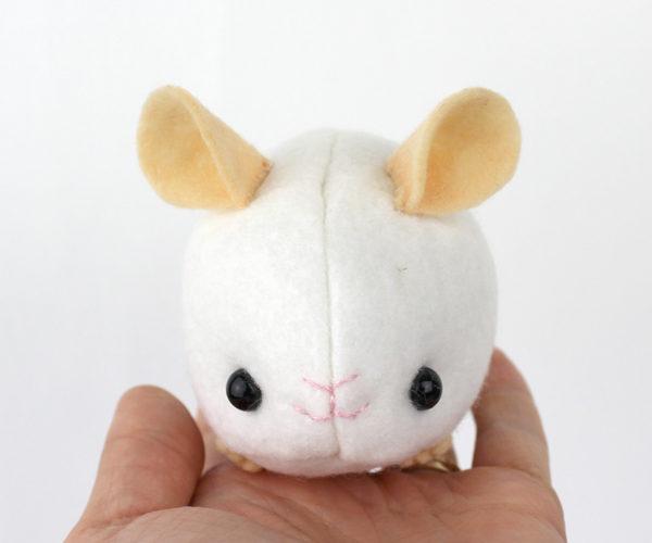 Tiny Mouse plush
